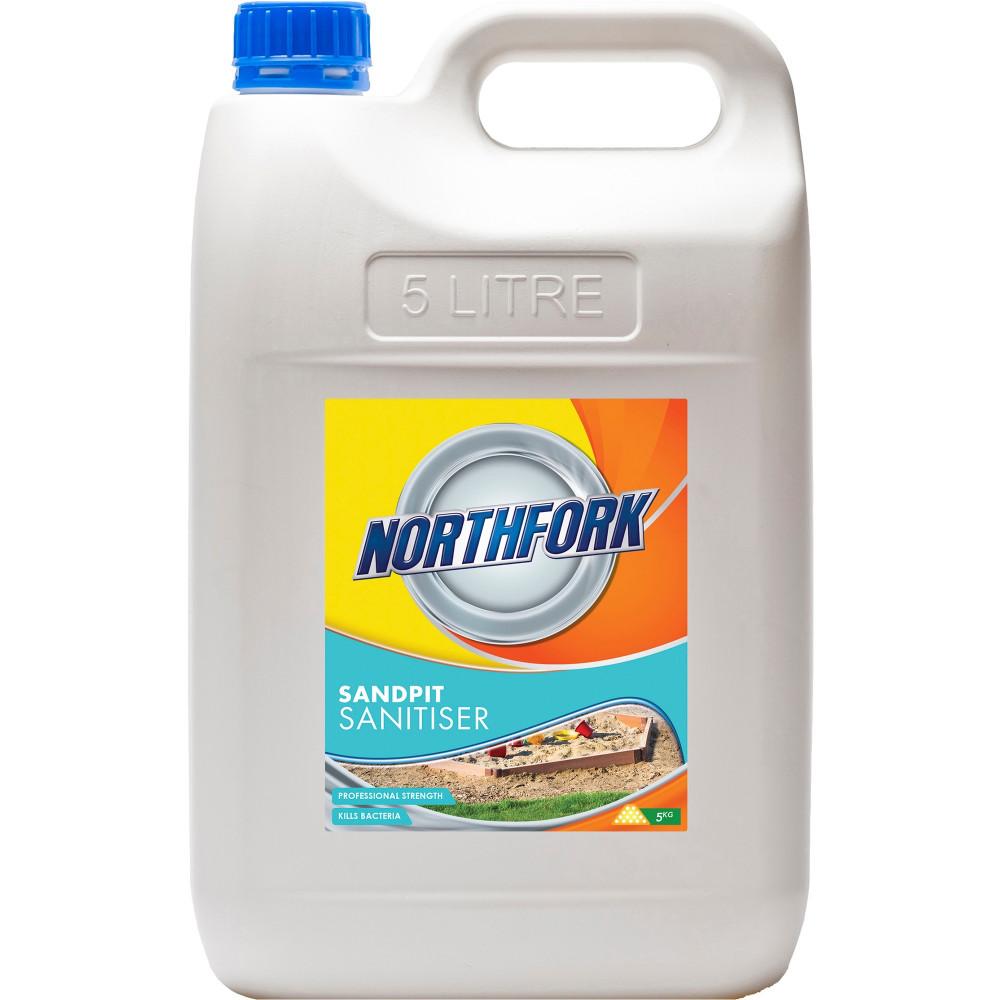 Northfork Sandpit Sanitiser 5 Litres
