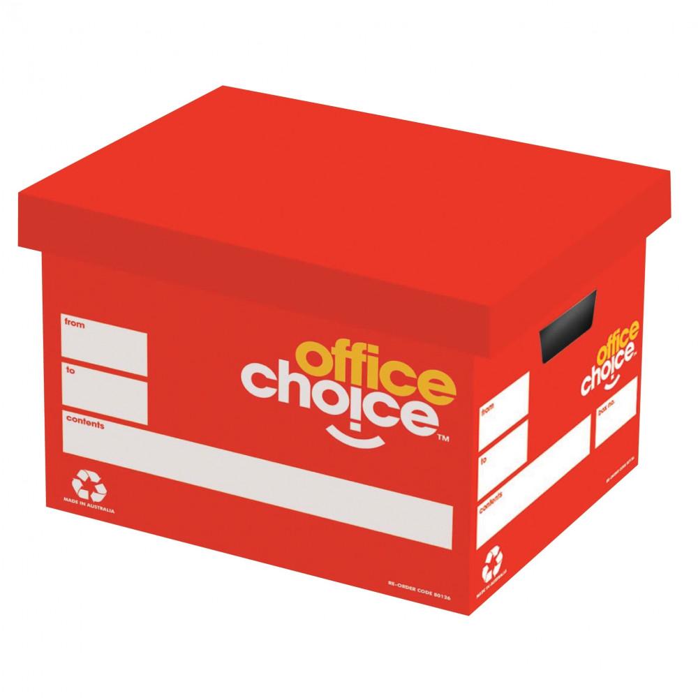 Office Choice Archive Box W305mm x H260mm x L400mm