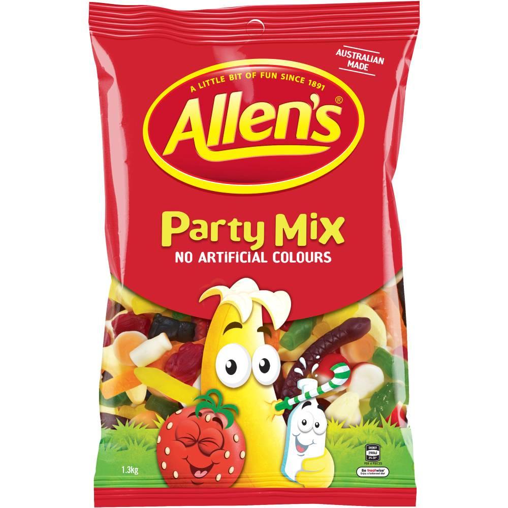 Allen's Party Mix 1.3kg Pack