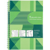 Collins Colplan Diary Week To A Page A5 With Notes Green