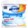 Northfork Heavy Antibacterial Duty Wipe Perforated Pack of 10