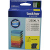 Brother LC235XLY Ink Cartridge Yellow