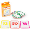 Learning Can Be Fun Flashcards Number Cards 0-100 Pack of 65