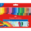 Faber-Castell Connector Pen Assorted Wallet of 20
