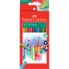 Faber-Castell Tri Colour Pencils Assorted Pack of 12