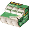 Scotch 3105 Magic Tape 19mmx7.6m With Dispenser Value Pack of 3
