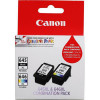 Canon PG645 CL646XL Ink High Yield Twin Pack Colour