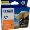 Epson C13T087990 - T0879 Ink Cartridge Orange