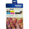 Brother LC73PVP Ink Cartridge Value Pack Assorted Colours