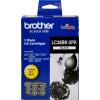 Brother LC38BK Ink Cartridge Twin Pack Black