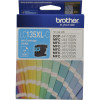 Brother LC135XLC Ink Cartridge High Yield Cyan