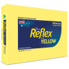 Reflex Copy Paper Tinted A4 80gsm Yellow Ream of 500