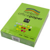Rainbow Office Copy Paper A4 80gsm Green Ream of 500