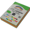 Rainbow Office Copy Paper A4 80gsm Bright Assorted Ream of 500