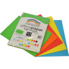 Rainbow Office Copy Paper A4 80gsm Bright Assorted Pack of 100