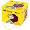 Marbig String & Twine Cotton Twine 80 Metres Natural