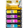 Post-It 683-4AB Mini Flags 12x43mm Bright Colours Assorted Pack of 140