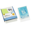 Marbig Sheet Protectors A4 Economy Low Glare Pack Of 10