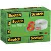 Scotch 810-8 Magic Tape 19mmx25m Multipack Pack of 8