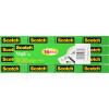 Scotch 810-16 Magic Tape 19mmx25m Multipack Pack of 16