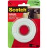 Scotch 110P Mounting Tape 1.3cmx1.9m Indoor Strip