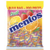 Mentos Lollies Fruit Pillow Pack Portion Control 540g