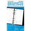 Debden Dayplanner Refill Receipt Envelopes 96X175Mm Personal