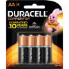 DURACELL COPPERTOP BATTERY AA Pack of 4