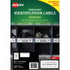 Avery Heavy Duty Removable Laser Labels L4778 45.7x21.2mm White 960 Labels, 20 Sheets