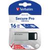 Verbatim Store 'n' Go USB Encrypted 16GB Silver