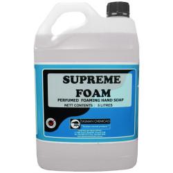 Tasman Supreme Foam Soap Clear 5 Litres