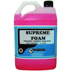 Tasman Supreme Foam Soap Pink 5 Litres