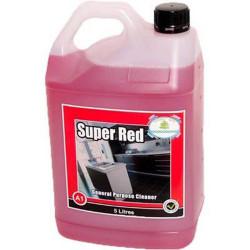Tasman Super Red Kitchen Cleaner & Degreaser 5 Litres