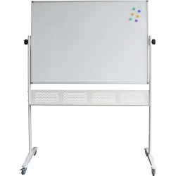 Rapidline Standard Mobile Whiteboard 1800x1200mm