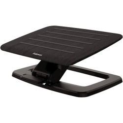 Fellowes Hana Series Foot Support Adjustable Height Black