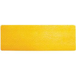 DURABLE FLOOR MARKING SHAPE - STRIPE Yellow Pack of 10