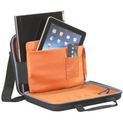Everki 12.1 Inch EVA Notebook Hardcase with Tablet Slot Black