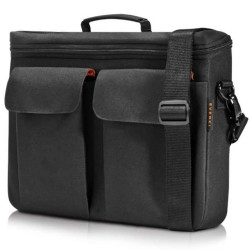 Everki 13.3 to 14 Inch Ruggedised EVA Laptop Briefcase Black