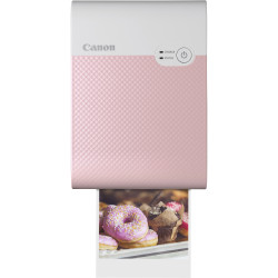 Canon QX10 Selphy Square Portable Printer Pink