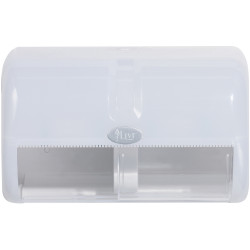 Livi Double Toilet Roll Dispenser