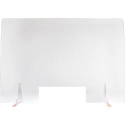 Trafalgar Sneeze Guard  Screen Acrylic Large 800mmHx1200mmW