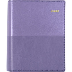 Collins Vanessa Diary Day To A Page A6 Lilac