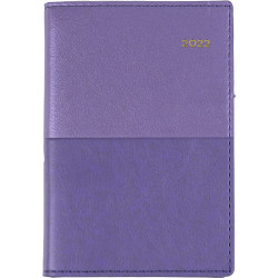 Collins Vanessa Diary Week To View B7R Lilac