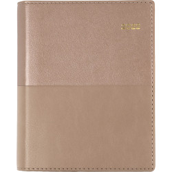 Collins Vanessa Diary Week To View A6 Rose Gold