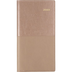 Collins Vanessa Diary Week To View B6/7 Rose Gold