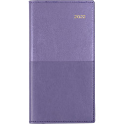 Collins Vanessa Diary Week To View B6/7 Lilac
