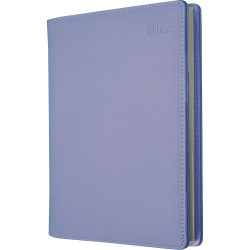 Debden Associate II Diary Day To A Page A4 Light Blue