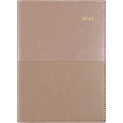 Collins Vanessa Diary Month To View A5 Rose Gold
