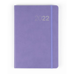 Collins Legacy Diary Week To View A5 Purple
