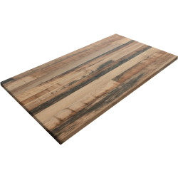 Rectangle Table Top Only For Indoor or Outdoor Use Size 1200Wx800Dmm Rustic Kansas